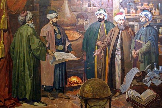 Daftar Ilmuwan Muslim Sebagai Fisikawan dan Insinyur
