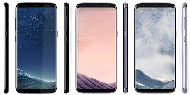Hp Samsung Terbaru - Galaxy S8