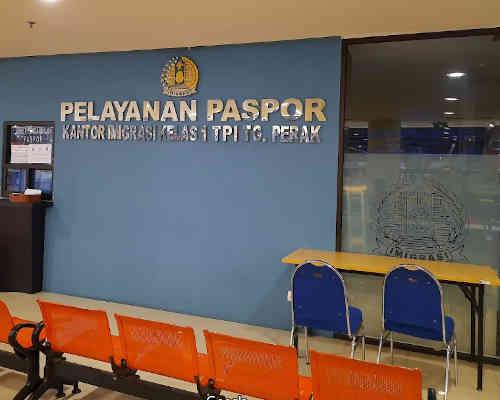Alamat Telepon Layanan Paspor Kantor Imigrasi Kelas I Tanjung Perak