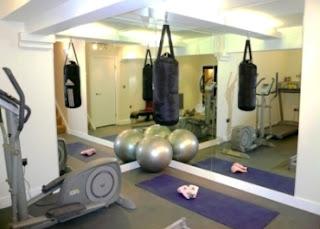 svift space interior design choosing home gym colour schemes
