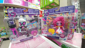 Photo Finish and Pinkie Pie MLP Equestria Girls mini in Singapore
