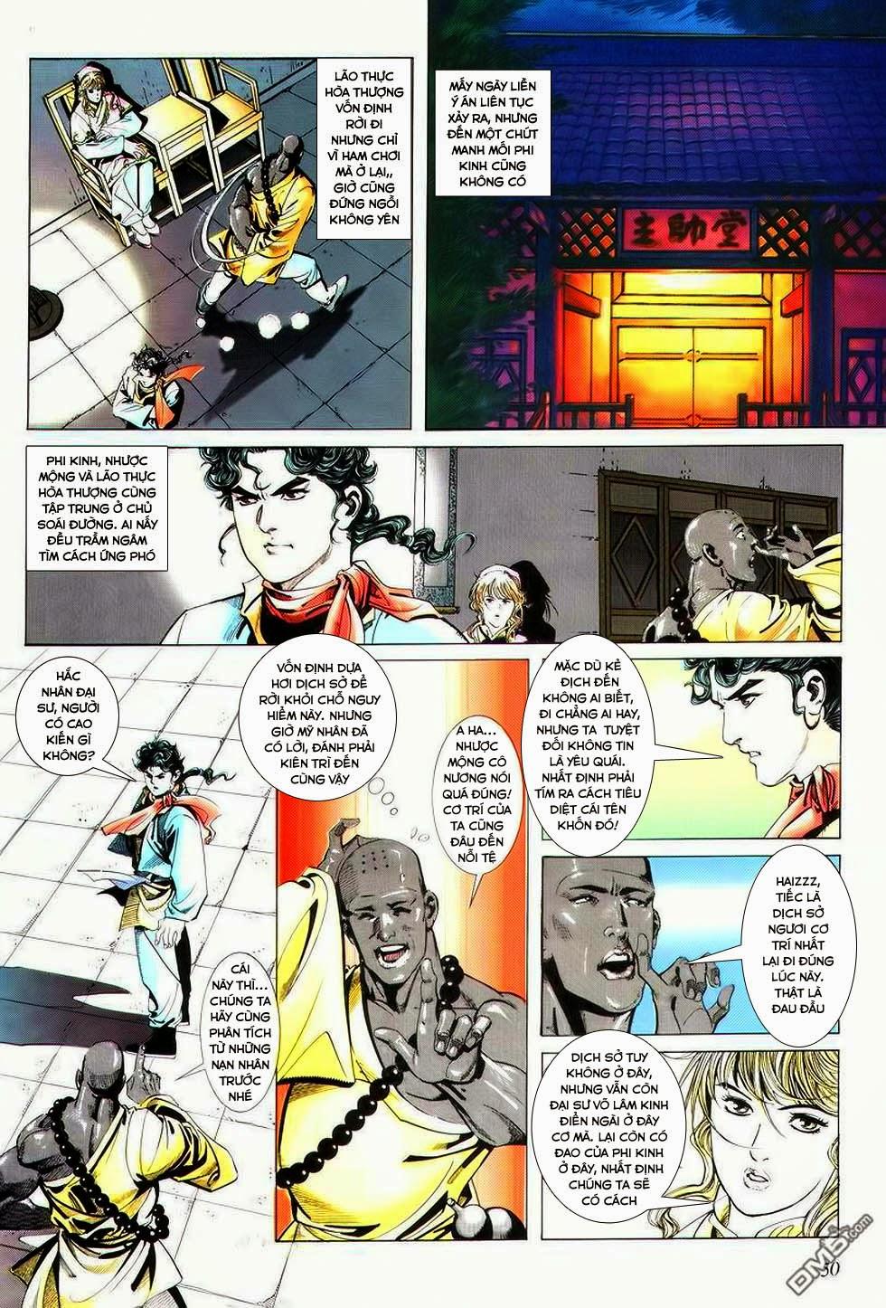 Bá Đao Chap 13 - Truyen.Chap.VN