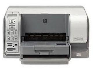 Image HP Photosmart D5155 Printer