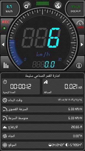 GPS سبيد برو