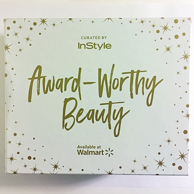 Walmart Limited-Edition Award-Worthy Beauty Box