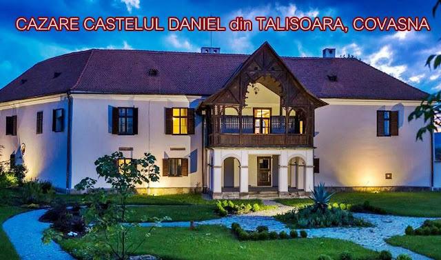 PARERI CASTELUL DANIEL din TALISOARA, COVASNA