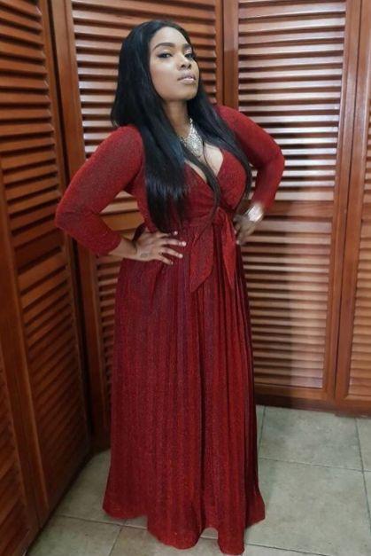 Halima Abubakar Looks Beautiful In New Photos