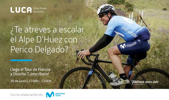¡Traemos el Tour de Francia a Distrito Telefónica!