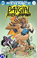 DC Renascimento: Batgirl e as Aves de Rapina #3