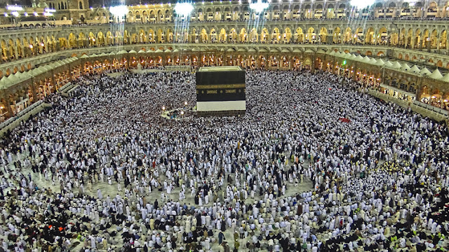 Hajj Festival Images Quote Messages Wishes for Facebook Whatsapp