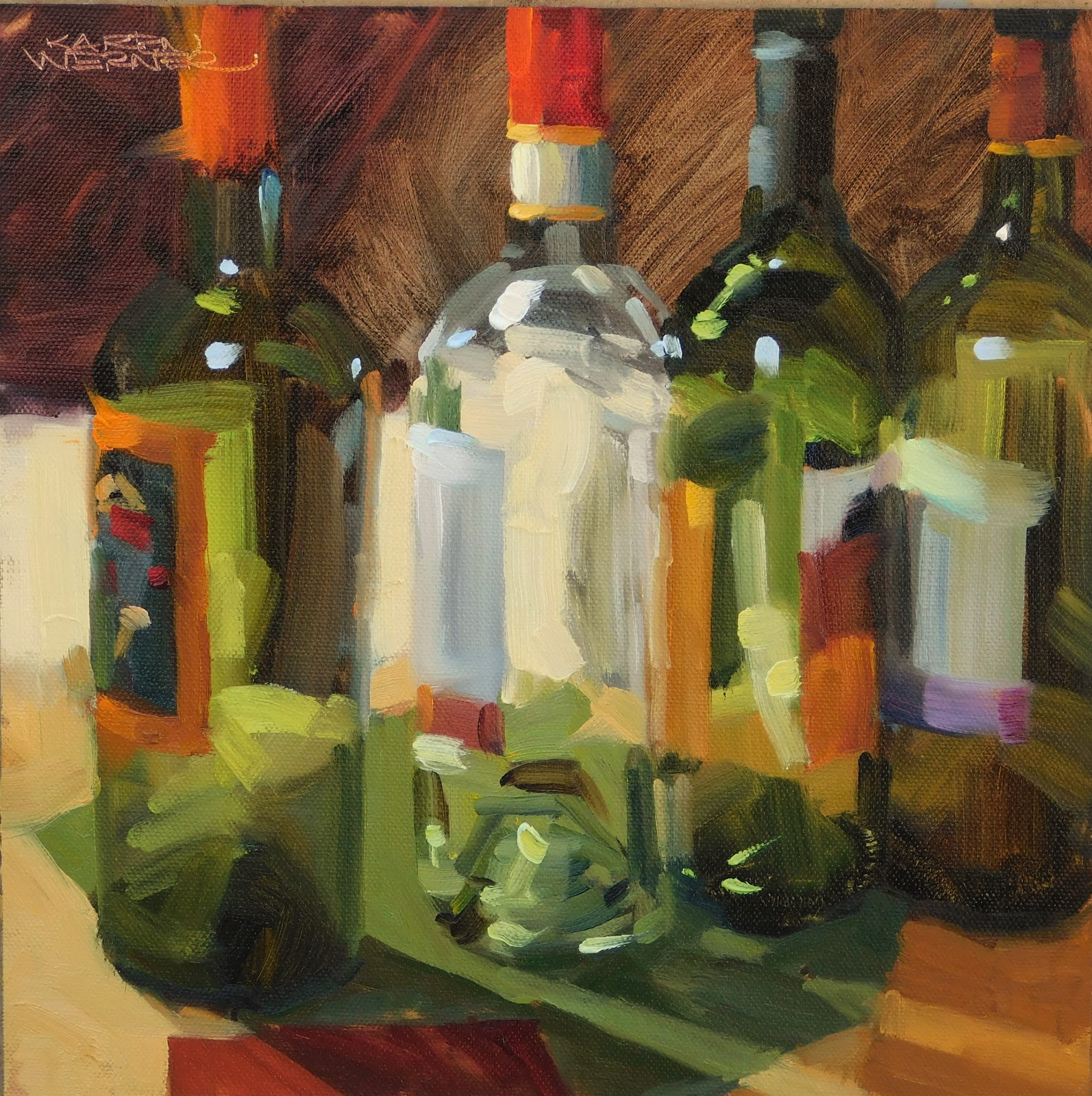 Paint And Drink Wine Near Me