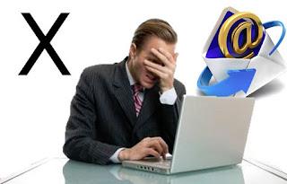 kesalahan surat lamaran kerja via email