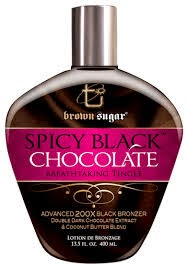 Tan Incorporated Spicy Black Chocolate™ 200 Hot Bronzer