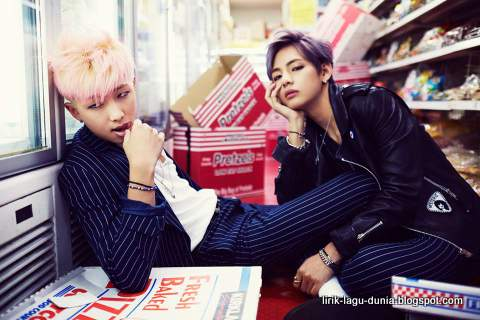 Rap Monster dan V