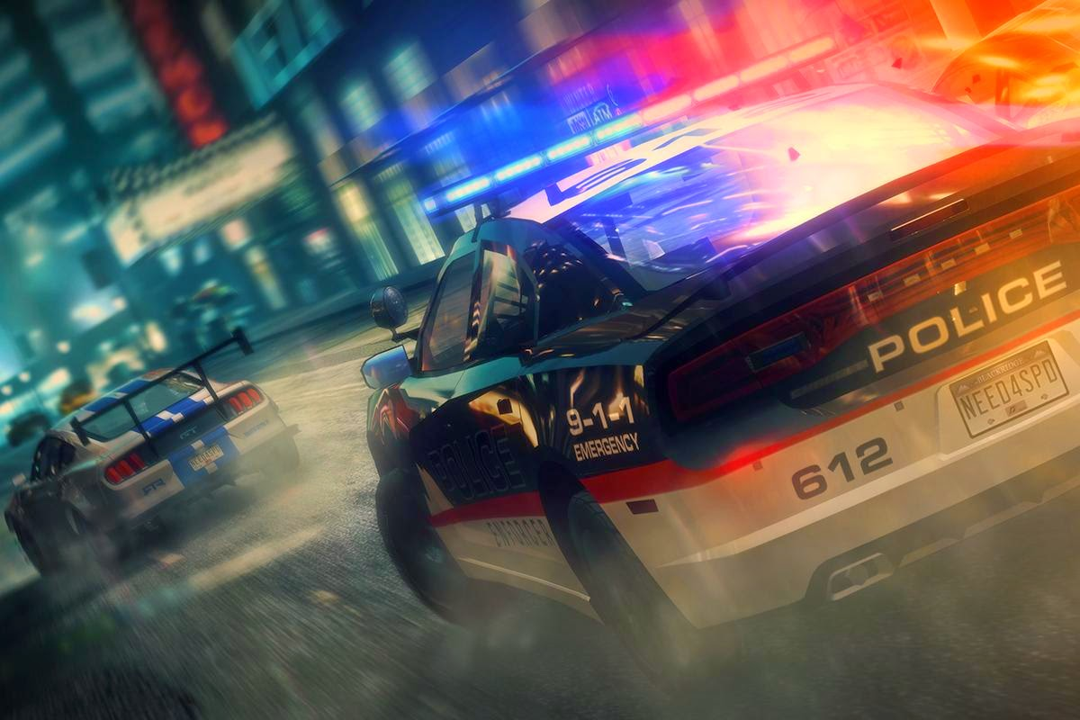 Need for Speed™ No Limits Apk + Data Torrent
