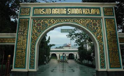 Inilah Nama-nama Masjid yang Terletak di Kota Jakarta, Sudah Berkunjung?