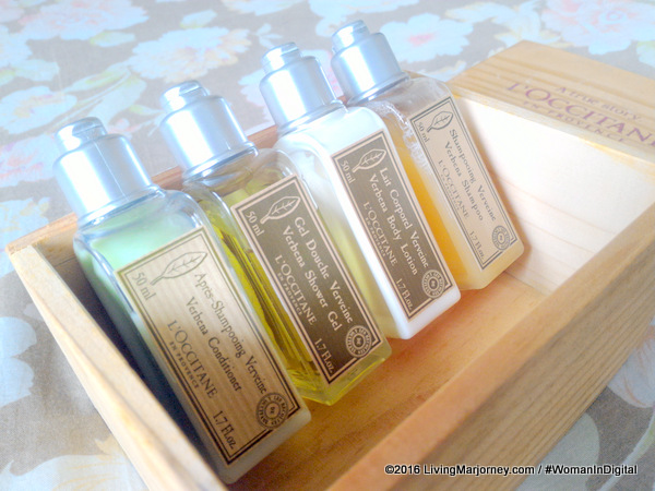 WID Beauty Box #1: L'Occitane En Provence Bath Collection