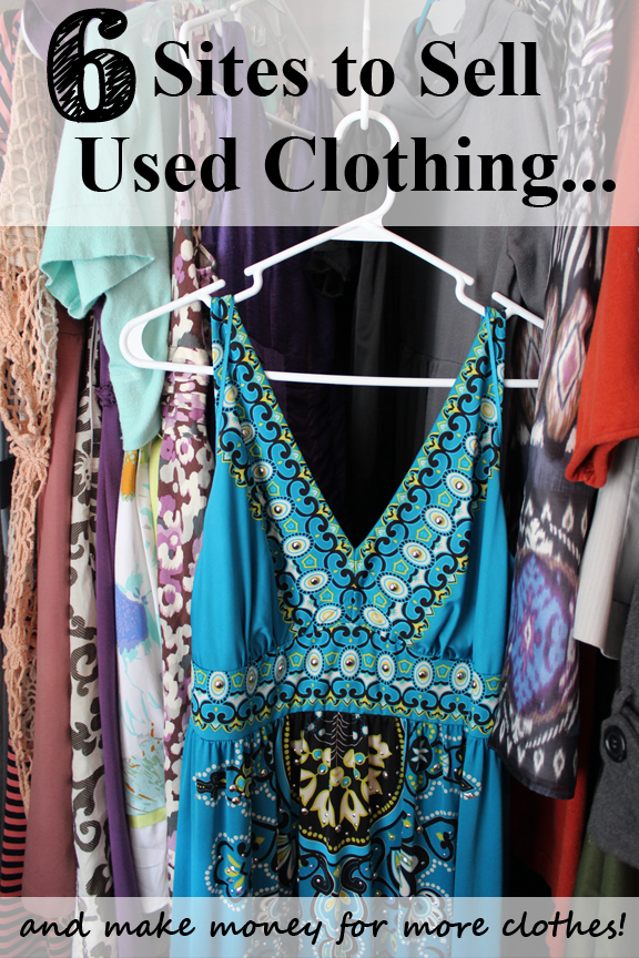 Make money on your Used Clothes!