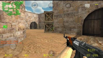 Counter Strike ganha versão para Android graças ao XDA 3