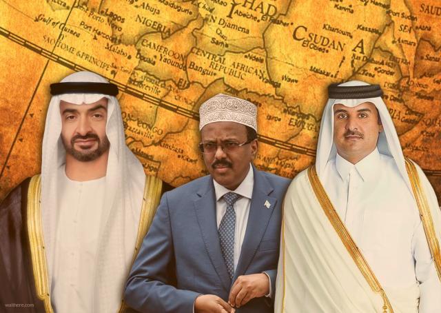 أنسايد أرابيا: الصراع الاماراتي القطري في القرن الإفريقي يهدد استقرار الصومال