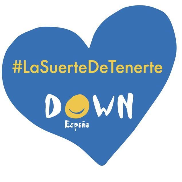 Día Mundial Síndrome de Down 2019, Síndrome de Down, No dejar a nadie atrás, La suerte de tenerte, Enseñanza UGT Ceuta, Blog de Enseñanza UGT Ceuta