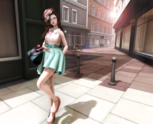 Fashion is Sweet ♡: Outfit of the Day #78: A Stroll through Lyon