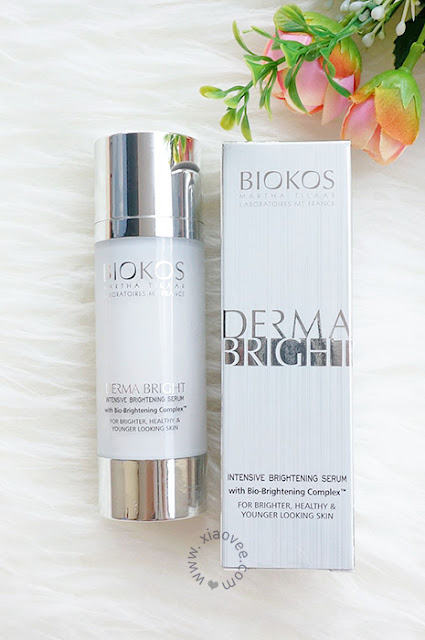 BIOKOS Derma Bright  Intensive Brightening Serum Review, Review Biokos Serum, Perawatan kulit Biokos Review Bahasa Indonesia