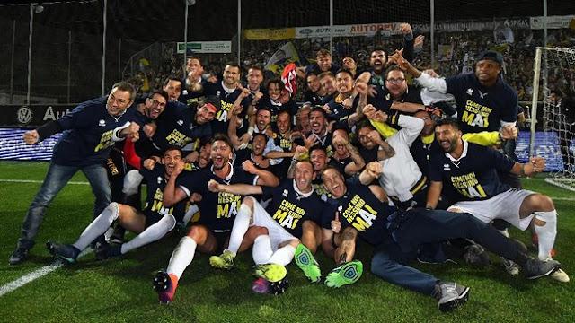 Tiga Tahun Setelah Bangkrut, Parma Kembali ke Serie A
