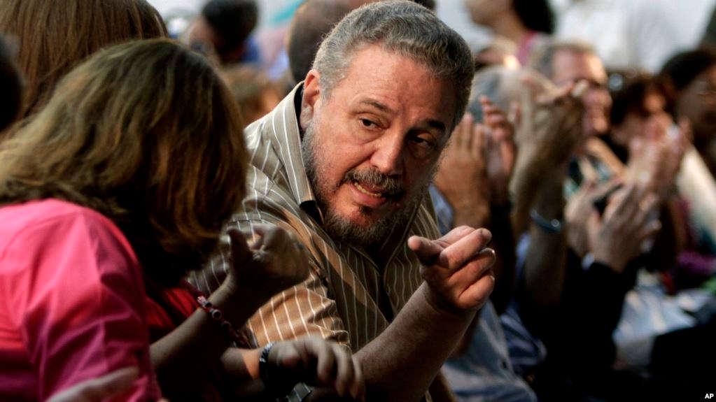 Fidel Ángel Castro Díaz–Balart tenía 68 años al momento de suicidarse / AP
