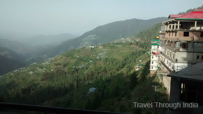 Scenic Beauty of Narkanda, Shimla
