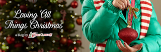 loving all things christmas blog banner