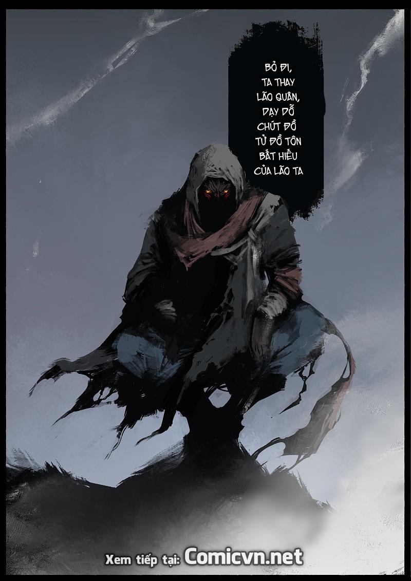 Tây Du Ký ngoại truyện chap 40 - Trang 21