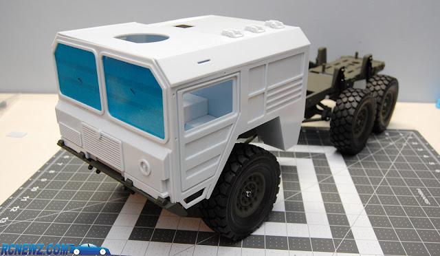 RC4WD Beast 2 assembled cab