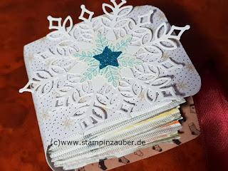 Teebuch Weihnachtskalender Adventskalender von Silvi Provolija