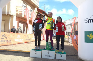 Clasificacion Carrera The Hills Trail