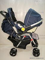 2 BabyElle S701 CetiLite Travel Stroller