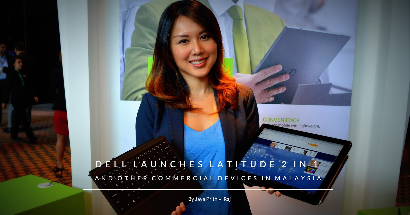 Dell launches Latitude 2-in-1 and other Commercial Devices