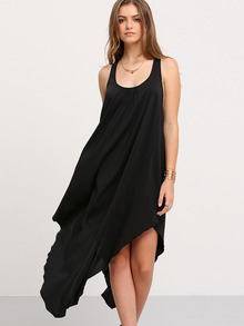 http://www.shein.com/Black-U-Neck-Hollow-Back-Irregular-Dress-p-273771-cat-1727.html?aff_id=2525