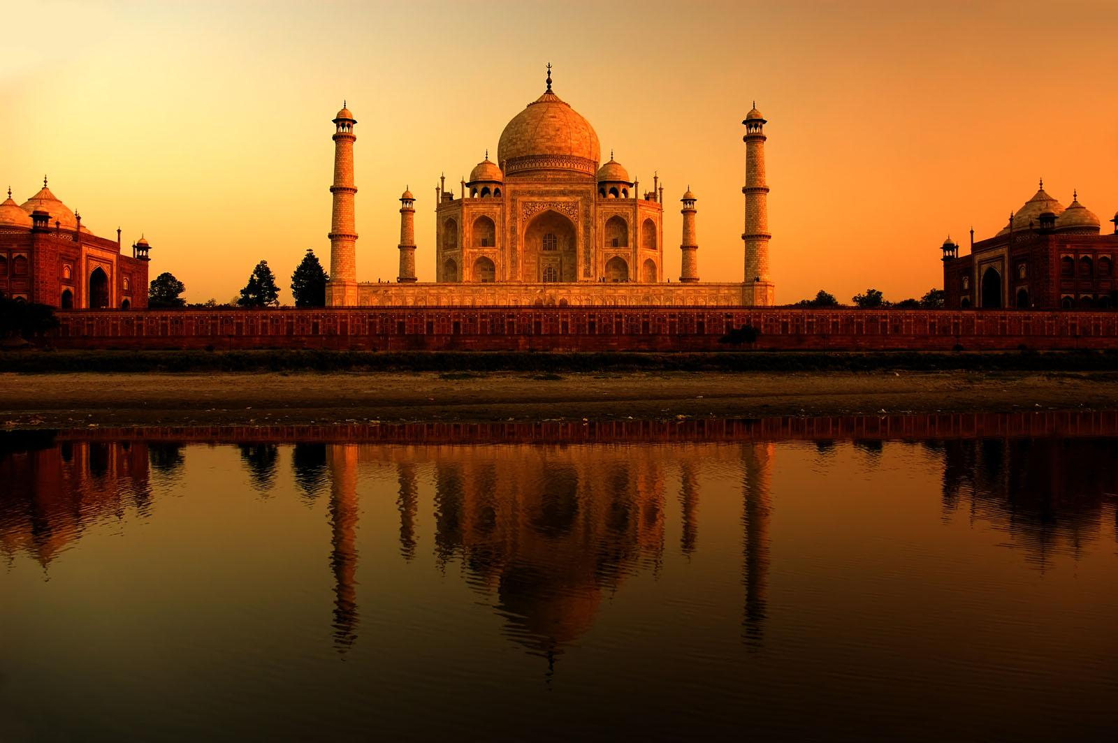 Taj mahal of india hd wallpaper latestwallpaper99 - Taj mahal background hd ...