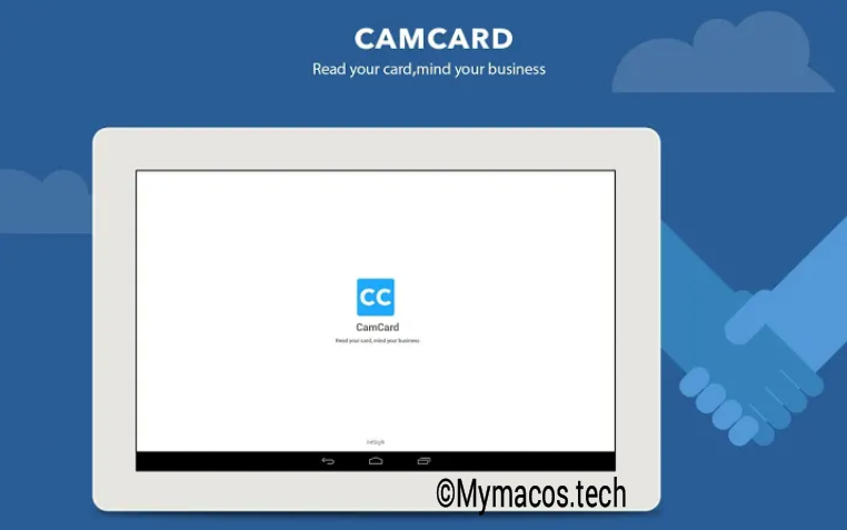 Camcard free download best business card scanner app for android reheart Gallery