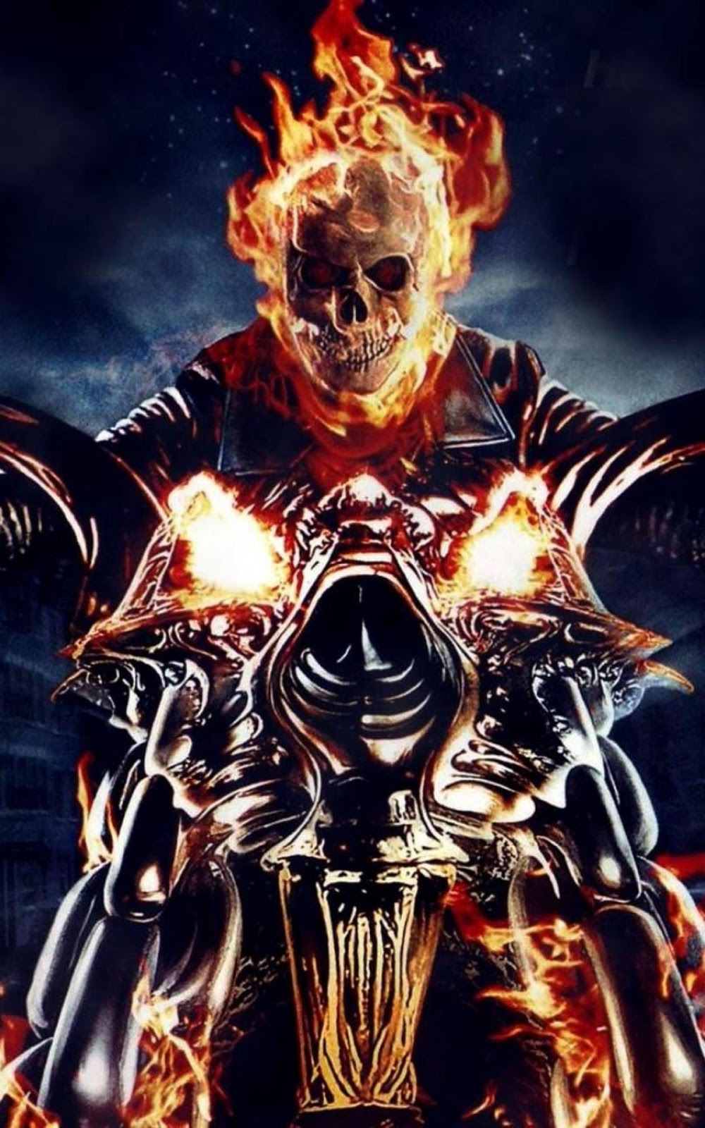 Ghost Rider HD Wallpapers- All Device compatible Photos
