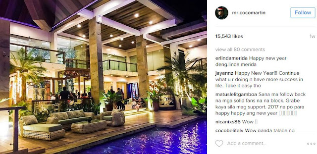 Check Out Coco Martin's 2,000 Square-meter Mansion in Quezon City