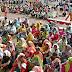 रायपुर में आंदोलन कर रहे 129 किसान गिरफ्तार