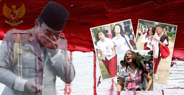 TRAGIS! Semakin Jauhnya Perkembangan Remaja dari Moral Pancasila
