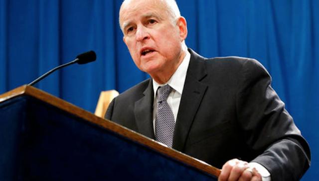 California governor pardons 5 men facing deportation