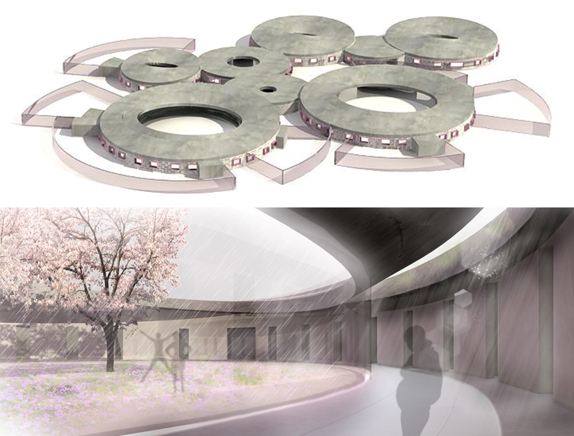 O Designtecture Female Prison By Ooiioo Architecture