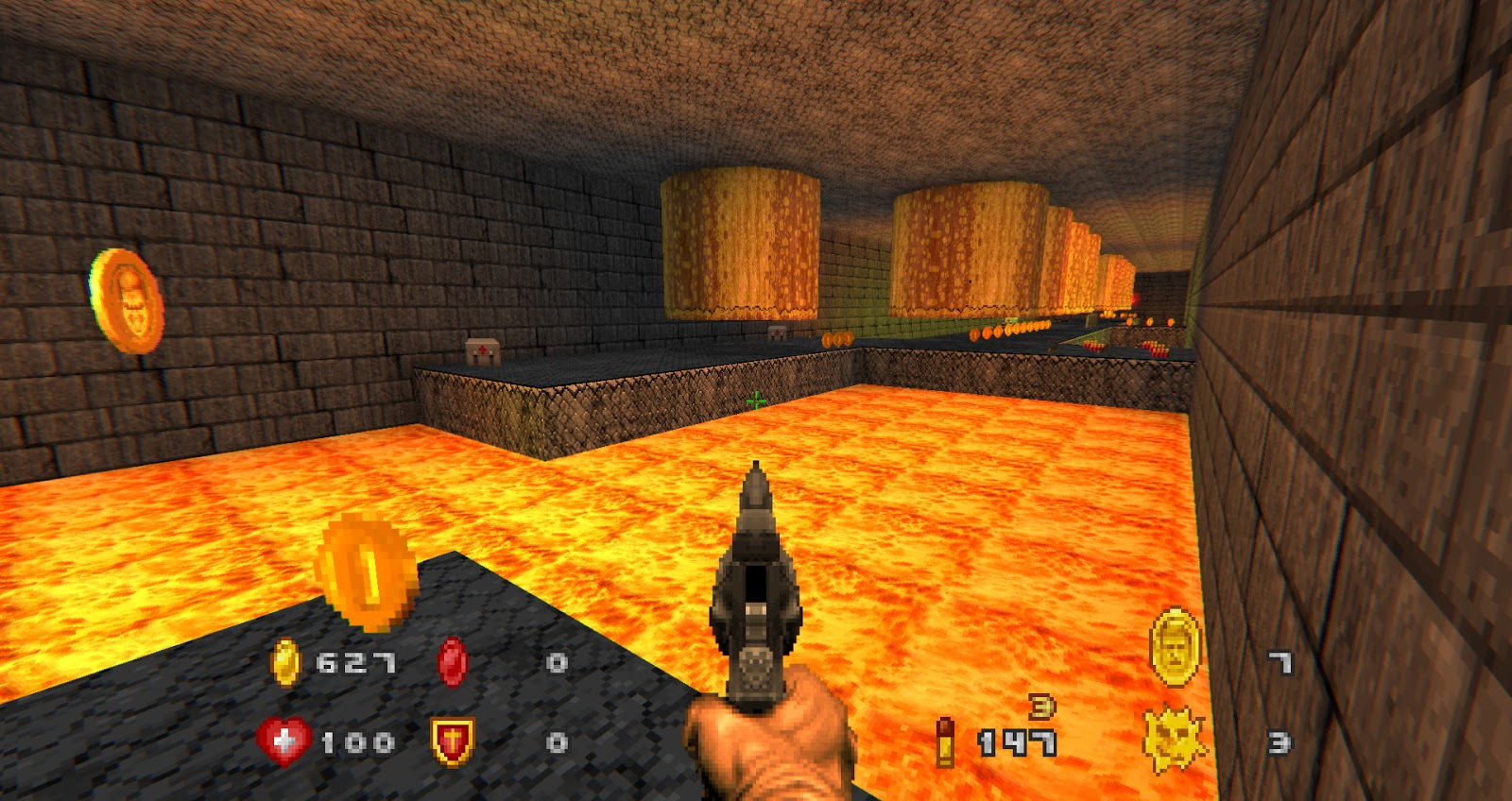 Review - DOOM + THE GOLDEN SOULS v1 4 - Plumber with a