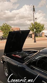 Datsun 240Z Hood