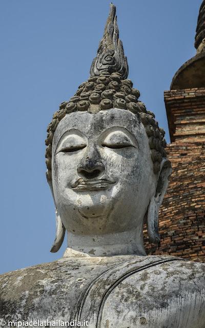 Sukhothai, Buddha from Wat Sa Si