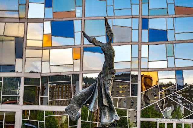 Palacio Euskalduna - Bilbao por El Guisante Verde Project